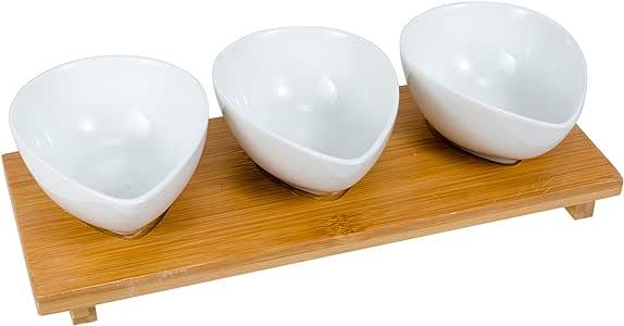Luciano,美食节圆形餐具 白色 9.35 x 4 x 3 70443