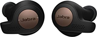 Jabra Elite Active 65t Alexa 启用真无线运动耳塞,带充电盒100-99010003-02 Active 65t 铜黑色