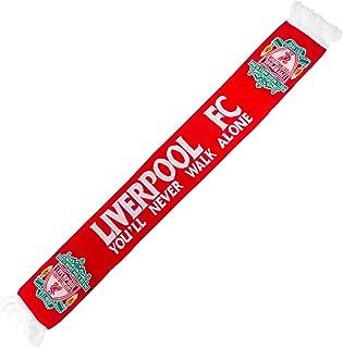 Liverpool FC LFC 红色徽章围巾官方版