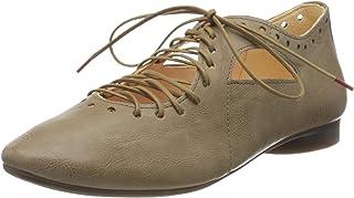 思考! 女士 686284_Guad 闭口芭蕾舞鞋