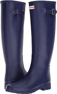 Hunter 女式原创精致雨靴 Neptune 5 B(M) US
