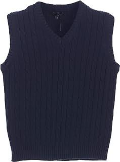 Gioberti 男孩 V 领针织毛衣背心