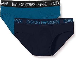 Emporio Armani 男士 Endurance 2 件装内裤