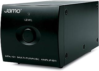 Jamo mpa-201 AMP 放大器 立体声 2 x 100 W 1 200 W 高调整滤网 黑色