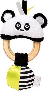 Manhattan Toy Squeaker 宝宝牙胶 0 months to 36 months 熊猫和宝宝