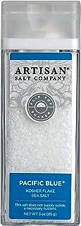SaltWorks Ancient Ocean Himalayan 粉色鹽,精細,Artisan Shaker 罐,6 盎司 Kosher Flake
