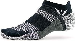 Swiftwick- FLITE XT ZERO 袜子专为交叉装和训练而设计 xFF0;GripDry 纤维,AnkleLock 技术,隐形袜
