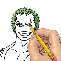 How to Draw: One Piece Anime Manga Characters
