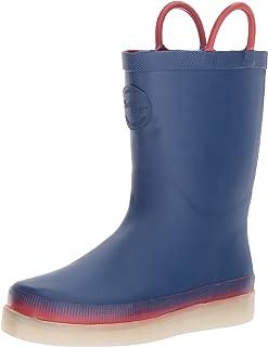 western CHIEF Kids' LED 发光防水充电雨鞋