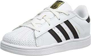 adidas Originals Superstar I Basketball Fashion Sneaker (Infant/Toddler)