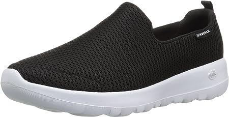 Skechers 斯凯奇 GO WALK JOY系列 女 轻质健步一脚套 舒适网布懒式休闲鞋 15600
