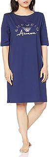 安普里奥·阿玛尼 居家服 0P291 LOGO LOVER NIGHT DRESS 女士