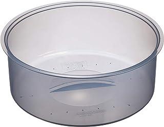 虎王冠 微波炉烹饪用品 透明 260×102mm 微波炉用罩 聚丙烯 无需加热 2283