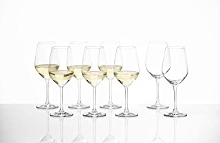 Schott Zwiesel Tritan 水晶玻璃 Forte 系列通用玻璃杯 透明 13.6 oz 0007.120171
