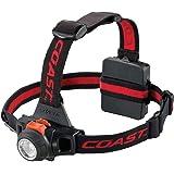 Coast HL8R 800 lm 可充电聚焦 LED 前灯 330 lumens HL27