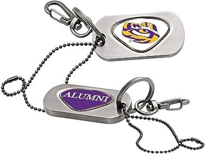 Alumni 路易斯安那州立大学狗牌钥匙