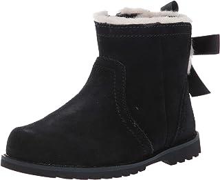 UGG Australia 女童 T Cecily 及踝靴