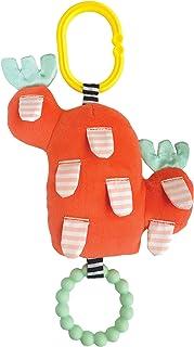 Manhattan Toy 曼哈顿玩具 仙人掌花园花朵+ 不含Bpa婴儿硅胶牙胶玩具