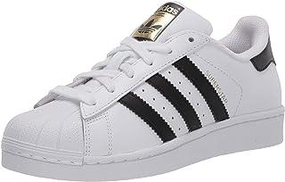 adidas 阿迪达斯 Originals Superstar 中性 儿童运动鞋 Weiß (Ftwr White/Core Black/Ftwr White) 38 EU