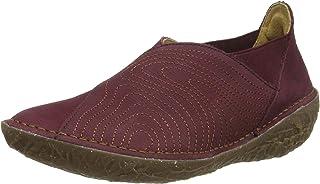 El Naturalista 女士 N5725 乐福 Rioja/Borago 软帮鞋