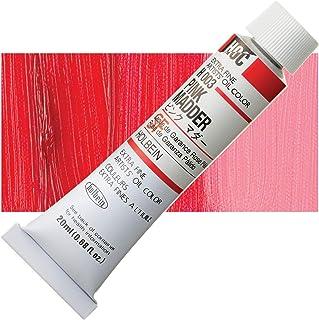 荷尔拜因 油颜料 20ml(6号) 红色系 ピンクマダー