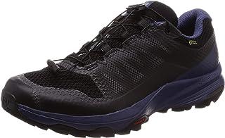 [萨洛蒙] 越野跑鞋 XA DISCOVERY GTX W Black/Crown Blue/Ebony 23.5 cm