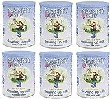 Nannycare 3段奶粉 成長羊奶粉 900g(6罐裝)