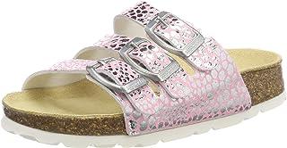 Superfit 女童软木平底拖鞋