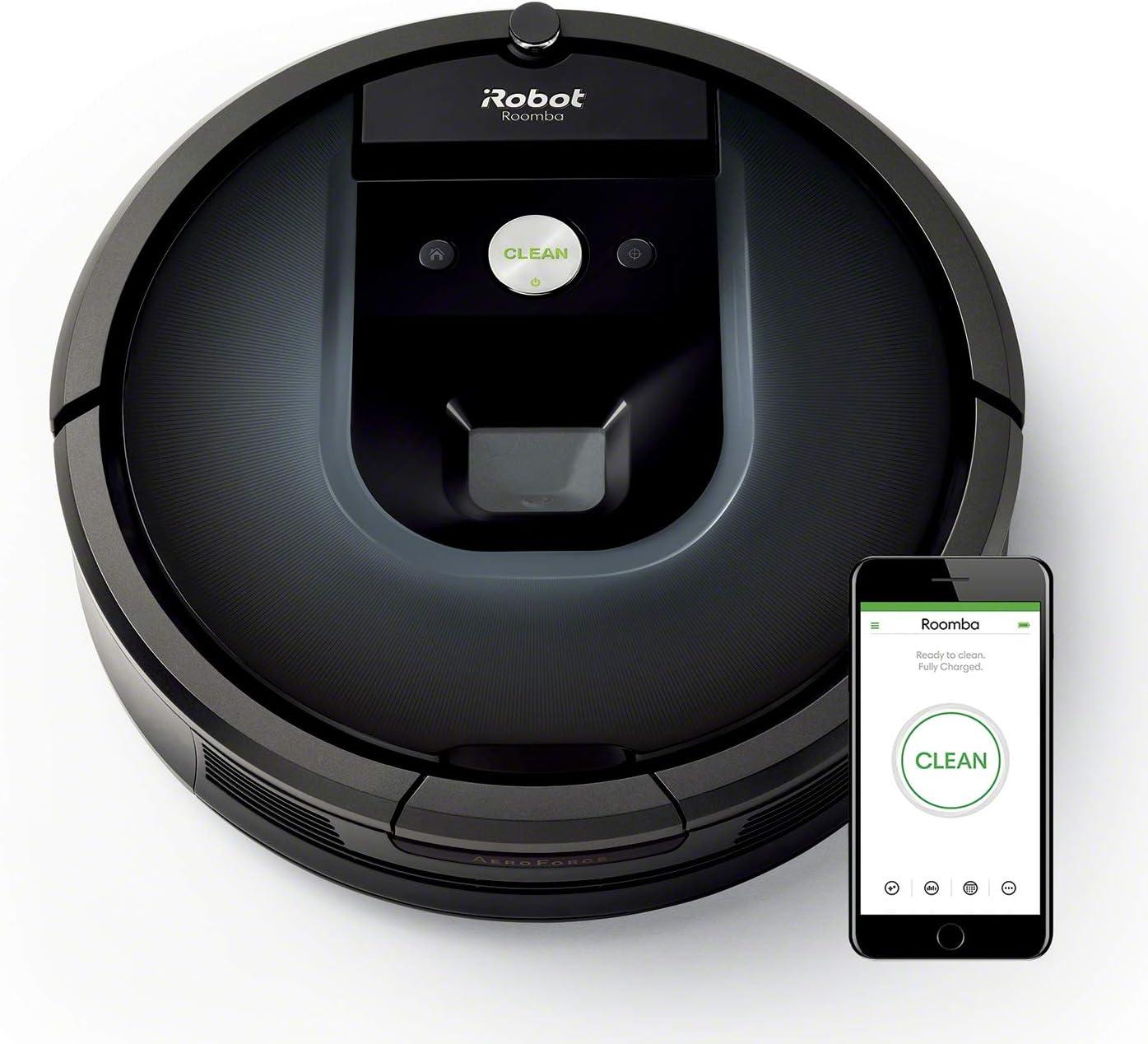 iRobot Roomba 981智能扫地机器人