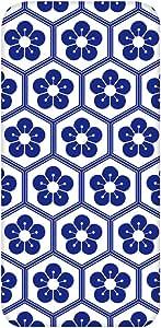 智能手机壳 透明 印刷 对应全部机型 cw-1096top 套 花朵图案 日式图案 花 花 UV印刷 壳WN-PR423842 FREETEL Priori3 LTE FTJ152A 图案 A