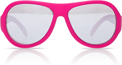 SHADEZ视得姿 儿童太阳镜7-15岁粉色经典款 SHZ15(镜腿长127*镜片宽50*鼻梁宽7mm)