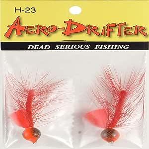 AeroJig Company Hackle 钓鱼设备