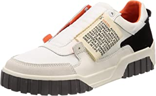Diesel 男士 S-le RUA 运动鞋