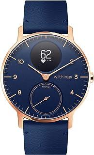 Withings Steel HR - Hybrid Smartwatch - Fitnessuhr mit Herzfrequenz und Aktivit?tsmessung