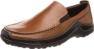 COLE HAAN 男式 Tucker Venetian 一脚蹬乐福鞋