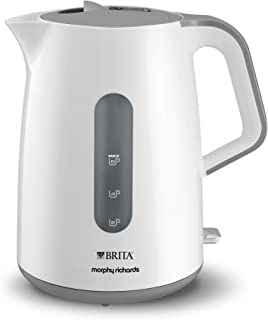 Morphy Richards Brita 电动滤水罐 白色 Maxtra+ 120011