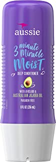 aussie 3 Minute Miracle Moist Deep Conditioning Treatment 8 Fl Oz