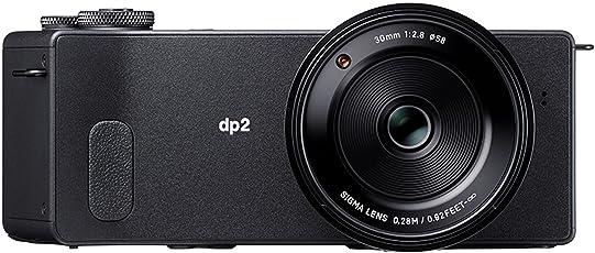 SIGMA 适马 dp2 Quattro 数码相机(黑色) 便携数码相机