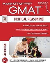 GMAT Critical Reasoning (Manhattan Prep GMAT Strategy Guides Book 6) (English Edition)