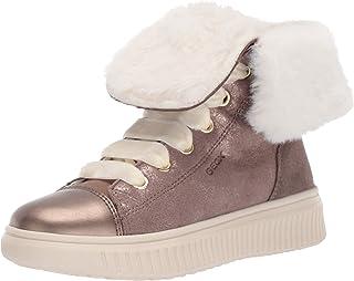 Geox J Discomix 女孩 B 高帮运动鞋
