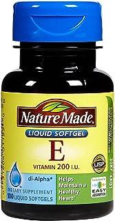 Nature Made 莱萃美 维生素E, 200IU,100粒软胶囊