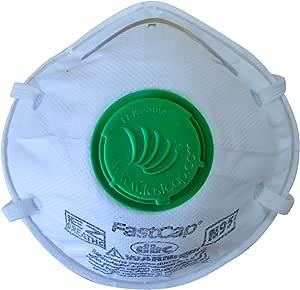 FASTCAP MXV 10PK 防尘面罩 10 个装