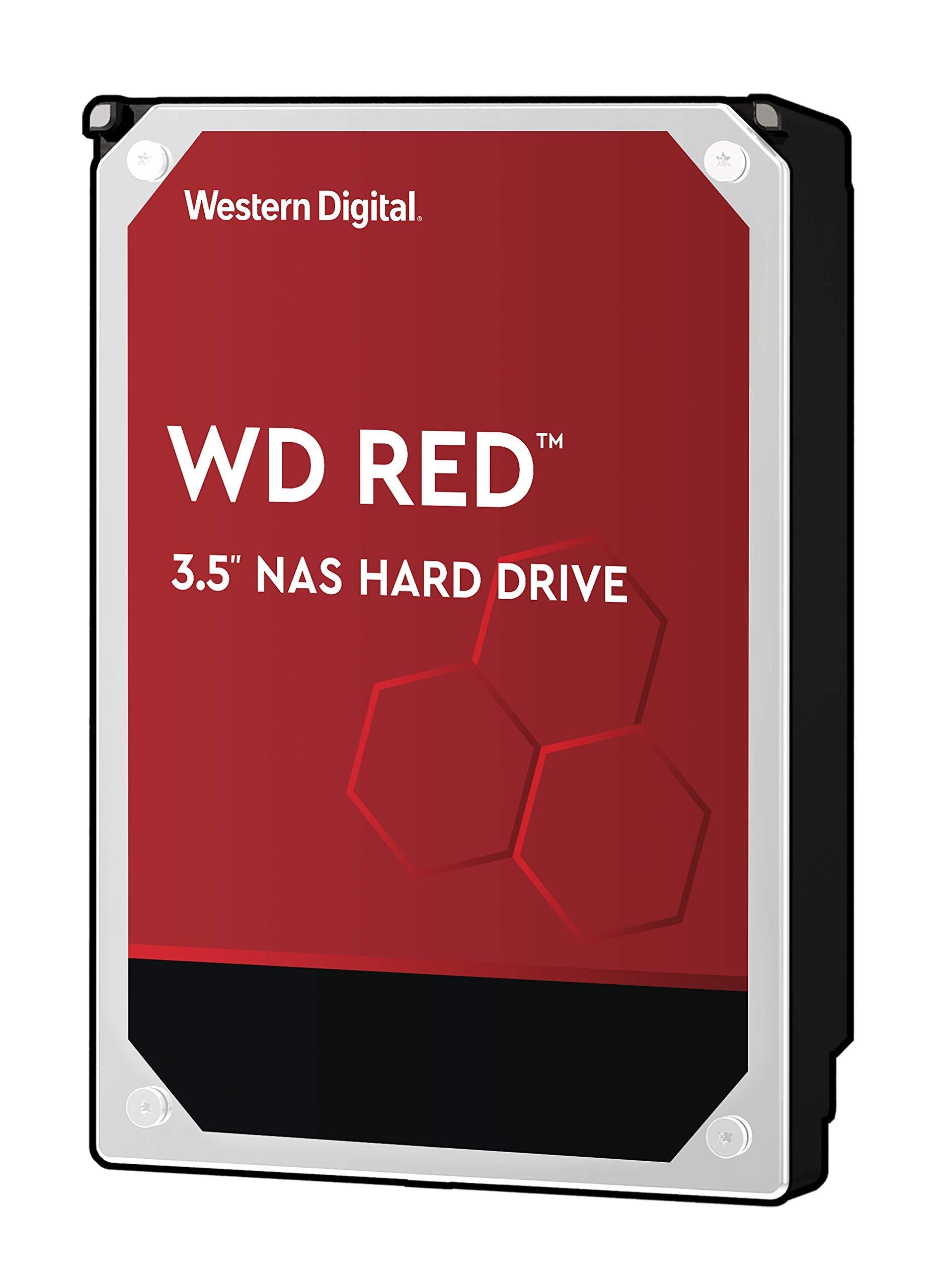 Western DigitalのWDレッドWESTERN DIGITAL WD 3TBの個人的なクラウドストレージ -  NAS(WDBCTL0030HWT-NESN)