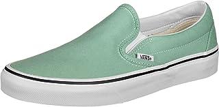 Vans Classic Slip-on Neptune Green/True 白色