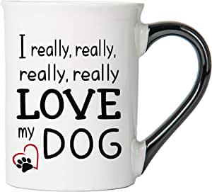 猫和狗杯组 1 Really Love Dog 5250