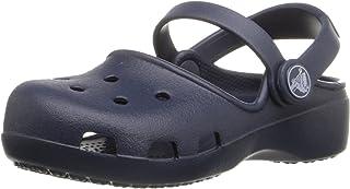 Crocs 卡骆驰儿童 Karin 洞洞鞋