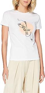 BOSS 女士 Tevision T 恤