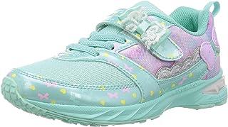 Syunsoku 瞬足 运动鞋 运动鞋 宽幅 轻量 15~23厘米 2.5E 儿童 女孩 LEC 6790