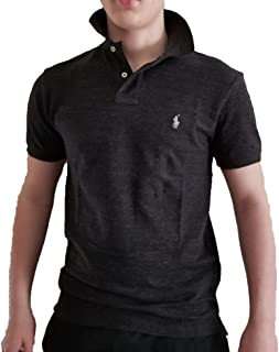 Polo Ralph Lauren 保罗拉夫劳伦男式修身网眼 Polo 衫
