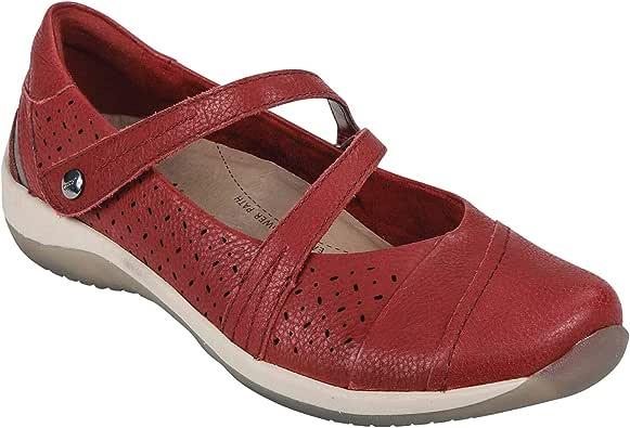 Earth Shoes Newton 石榴色 8.5 M US